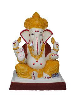"""Adi Ganesh  Height 13""""  MRP:1200"""