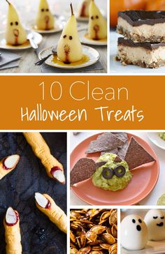 10 Nutrition-Coach-Approved Clean Halloween Treats ift.tt/2mkQz1h