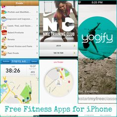 Our Favorite Free Fitness Travel Apps for iPhone and Android to keep your fitness goals in check