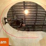 Tony Hawk steht den weltweiten ersten Horizontal-Loop