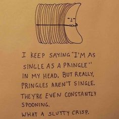 Slutty crisp. Lol