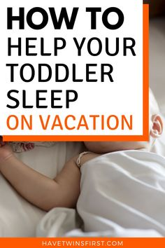 How to help your toddler sleep on vacation. Traveling with toddlers and managing sleep. Tips for when your toddler outgrows the pack n play. #toddlers #toddlersleep Toddler Nap, Toddler Travel, Toddler Meals, Fun Activities For Toddlers, Parenting Toddlers, Toddler Schedule, Sleep Schedule, How To Have Twins, How To Get Sleep