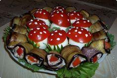 russian recipe . Кулинария Рецепт кулинарный: тещин язык Новый год. Фото 3