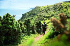 Einfach losgehen. Immer am Meer entlang. Der South West Coast Path führt auf tausend Kilometern vorbei an spektakulären Klippen und kleinen Fischerdörfern. Drei Etappen zum Durchatmen auf Englands längstem und schönstem Fernwanderweg.