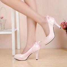 Women Shoes Round Toe Stiletto Heel Pumps Wedding Shoes More Colors avaliable Stiletto Pumps, Pumps Heels, Stilettos, Cheap Womens Shoes, Wholesale Shoes, Pretty Shoes, Spring Shoes, Wedding Shoes, My Style