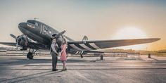 Airport Engagement Session | Peter Togel Photography | Reverie Gallery Wedding Blog