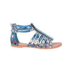 5af261e10838 Tessa Sandal found on Polyvore Shoes Flats Sandals