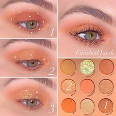 Eyebrow Makeup Tips, Eye Makeup Brushes, Contour Makeup, Kiss Makeup, Eyeshadow Makeup, Makeup Cosmetics, Makeup Inspo, Makeup Inspiration, Makeup Hacks Videos
