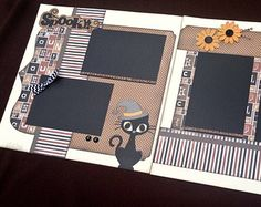 12x12 Family Scrapbook Page Kit 12x12 por JenSodowskyDesigns