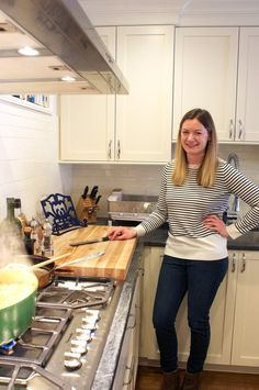 How I Cook: How Abby Cleans And Maintains Her Huge Chopping Board — Kitchen Tour