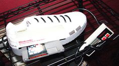 fully functional NES shoes