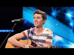 ▶ Ryan O'Shaughnessy - No Name - Britain's Got Talent 2012 audition - UK version - YouTube