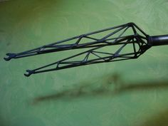 TRUSS BICYCLE FORK by Jef Bradshaw, via Behance