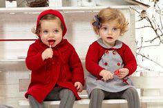 Con estos días de tiempo loco no podemos guardar la ropa de otoño invierno. Qué frío!!! http://cerezasverdes.com/1001-vestido-tela-recuerdos.html