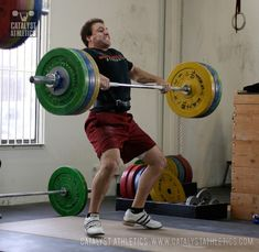 More tips for new athletes to Olympic weightlifting.