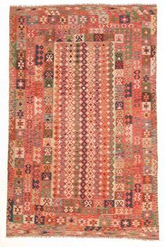 Afganistanin Kilim 308 x 198 cm