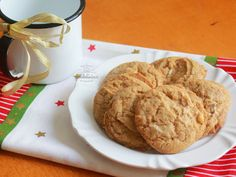 Cookie de Chocolate Branco com Macadâmia