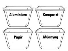 Szelektív hulladék 1 Food, Essen, Meals, Yemek, Eten