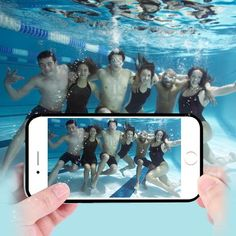 Waterproof Case Underwater Swimming Diving Take Picture Cover For iPhone 7 6