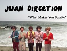 this is wayy funnier that it should've been. Juan Direction