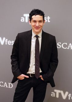 Robin Lord Taylor attends Annual aTVfest on February 2016 in Atlanta, Georgia. Gotham Tv Series, Gotham Cast, Sherlock, Gotham Season 2, Gotham Characters, Penguin Gotham, Robin Taylor, Cory Michael Smith, Jerome Valeska
