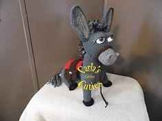 Ravelry: Dinky Donkey pattern by Carla Scull