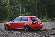 Audi S3 (8L). Modern Classic.