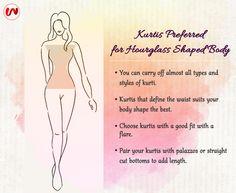 Fashion Tip for Hourglass Shaped Body. Visit Us: www.thewomenwear.com #thewomenwear #FashionTip