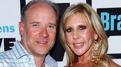 Brooks Ayers Disses Ex Vicki Gunvalson And Makes Her Cry At RHOC Reunion Taping And More Celebrity News!   OK! Magazine
