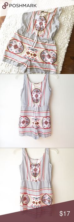 Choies Romper Size small. New with tags still attached. Perfect for spring summer: polyester material. choies Other