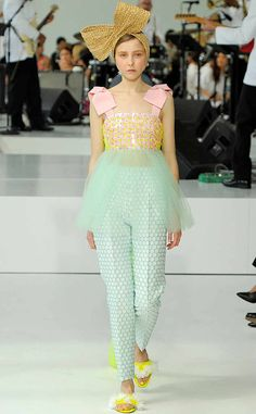 Delpozo from Best Looks from NYFW Spring 2018