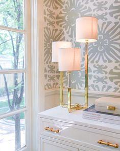 tiered brass light | blue print | blueprintstore.com