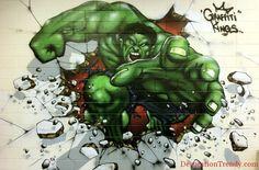 interesting teen youth bedroom graffiti wallpaper decoration 2013 4