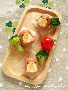 Sausage Penguins