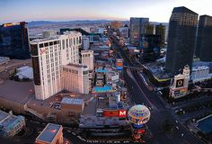 Las Vegas aerial view | Flickr - Photo Sharing!