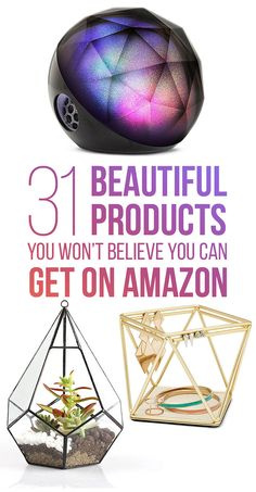 31 Beautiful Products You Won't Believe You Can Get On Amazon