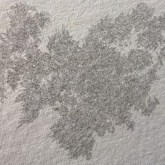 "Jack Hutchinson, 'Helios Beta' (detail), Pencil on Khadi Cotton Rag Paper, 12"" x 12"", 2012, Price: £220 (including frame)."