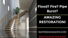 Water Damage Repairs: Securing Your Home From Impending and Immediate Risks  Water damage repairs are necessary to ensure that the structure of the house is safeguarded and protected from deterioration.