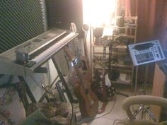 GUIDE to the Home and Project Studio  How to put together a less expensive Recording Studio that Rivals  Professional Studio Sound