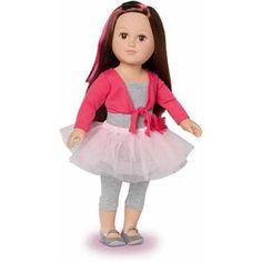 "My Life As 18"" Ballerina Doll - Walmart.com"