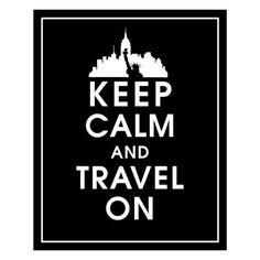 travel on
