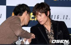 【PHOTO】イ・ビョンホン&カン・ドンウォン&キム・ウビンら、映画「マスター」マスコミ向け試写会に出席 - MOVIE - 韓流・韓国芸能ニュースはKstyle