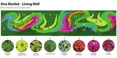 One Market Food Court Living Wall by Habitat Horticulture - View 3