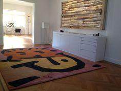 Paul Klee vloerkleed rug