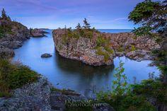 Scoville Point, Isle Royale National Park | J.K. Putnam Photography
