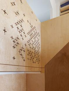 Niveles Apartamento, Snaresbrook por Carl Trenfield Arquitectos