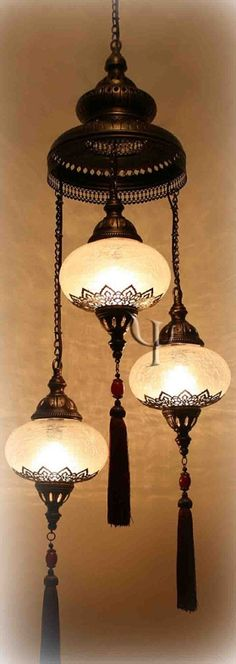 Ottoman Chandelier yurdan.com