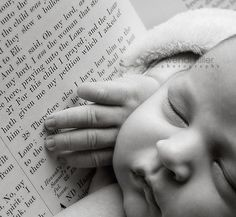 """Cutest baby picture ever. """"For this child I have prayed"""" 1 Samuel"""
