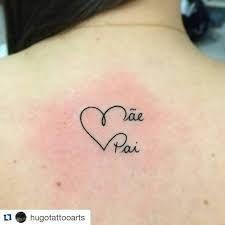 Resultado de imagem para tatuagem mae e filha iguais