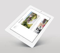Signature Builders LTD website design by Ghostds